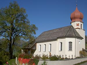 Die Kirche in Marul